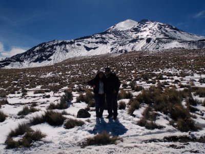 Tour al Pico de Orizaba en 4x4