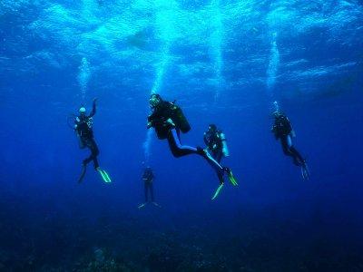 3 or 4 days Rescue Diver course