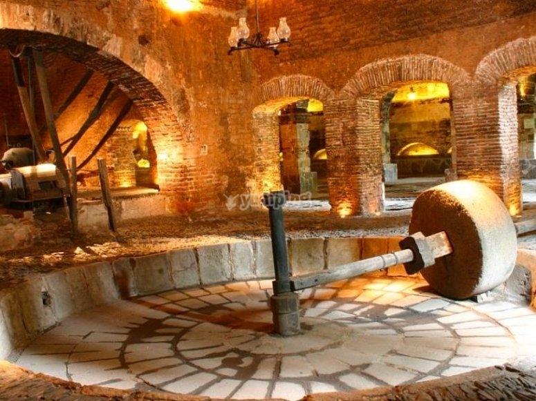 Visita a destilería con 150 años de antigüedad