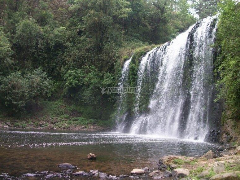 Cascadas de Chimpalapa