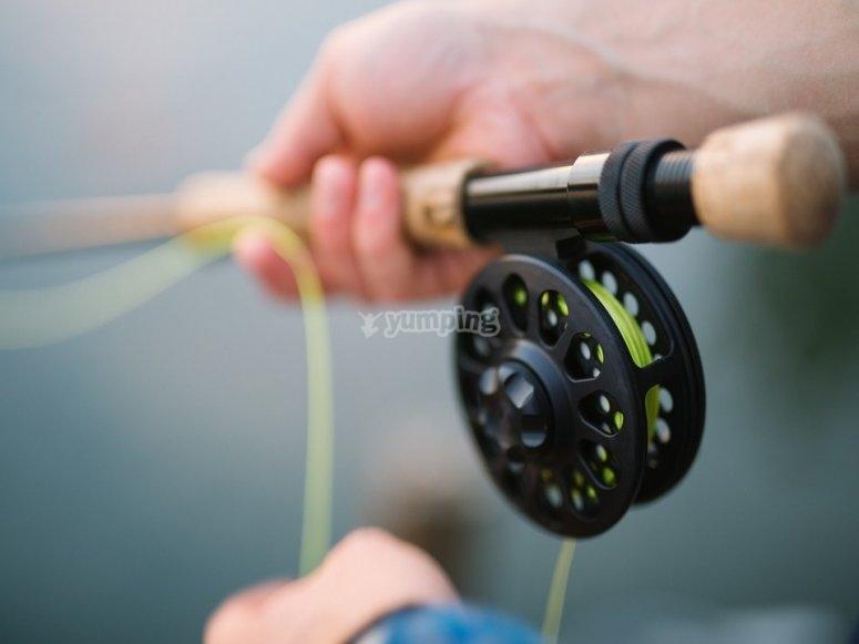Cana de pescar