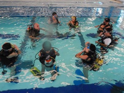 Advanced Open Water Course