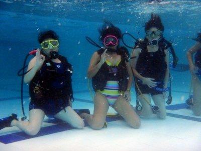 Cruso Open Water Diver 6-8 semanas Tlalnepantla