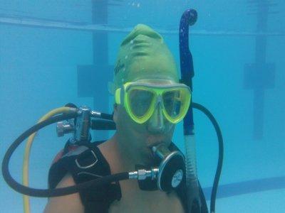 Inmersion Open Water Media Luna fin de semana