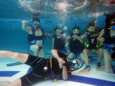 Inmersión Open Water Aca o Ver fin de semana