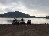 Ruta cuatrimoto 3 horas por Laguna Servin