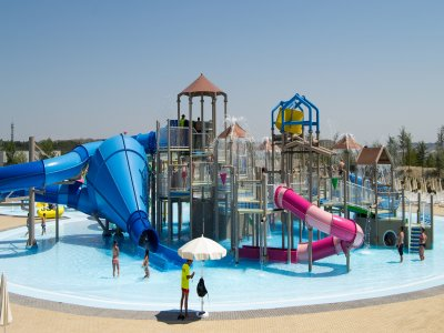 Water park + 2 nights accommodation