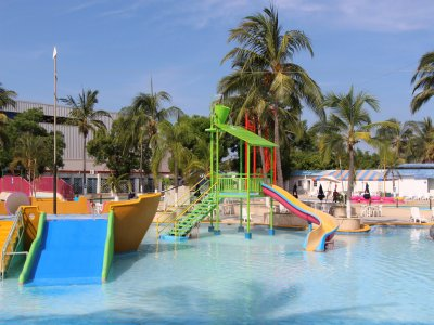 Water Park + Lodging for 2 Nights, Kids' Offer