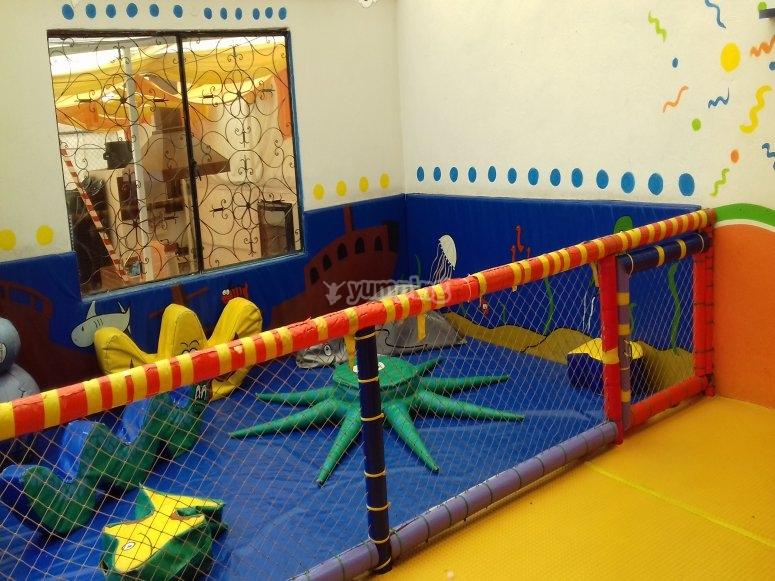 recinto infantil