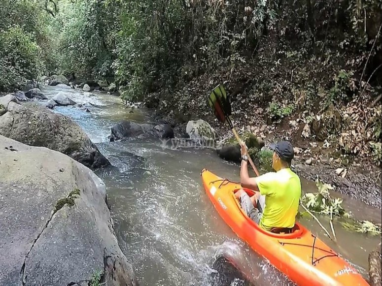 navega en kayak
