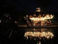 Carrusel de noche