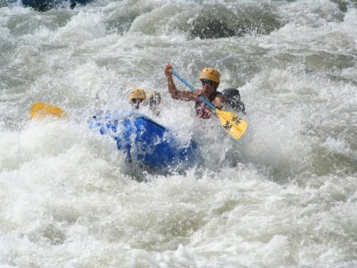 Extreme Travel Rafting