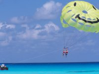 Adventure in parasail