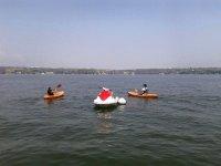 Kayak rental 30 minutes, Playa Mojito