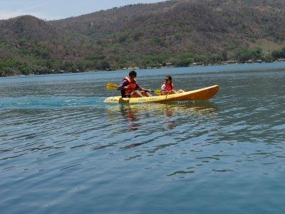 Tour laguna Santa Mª del Oro desde Vallarta adulto