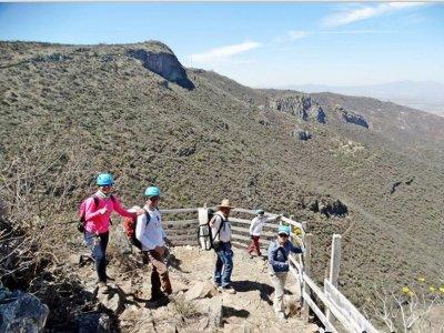 13h adventure tour for Hidalgo groups.