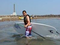 Innovative sport paddleboard
