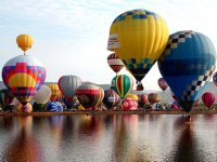 balloon festival in Leon