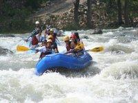Descenso de rio