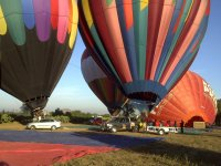 los globos para grupos
