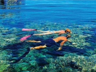 Snorkel in Cangrejo & Coral Island