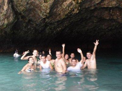 Snorkel en Islas Marietas desde Nvo Vallarta niños