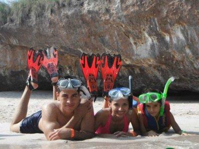 Snorkel en Islas Marietas desde Prt Vallarta niños