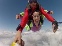 Salto desde el cielo