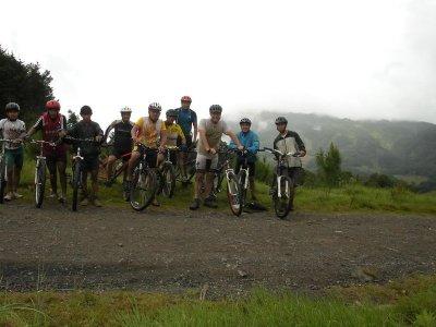 Ciclismo de montaña en Tarandacuao 4 horas