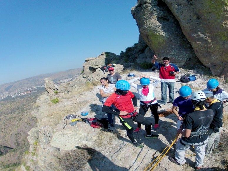 Actividades en las montañas