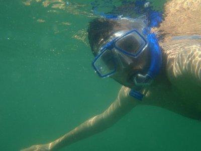 Green & Xtrem Snorkel