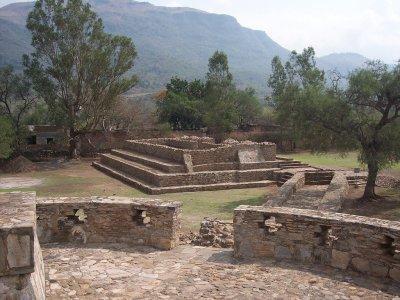 Tour eco-rural antiguo Ixtlán para niños