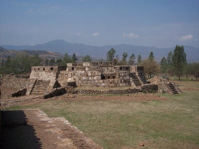 Archeological tour in Los Toriles from Tepic