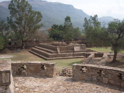 Archaeological tour Los Toriles from Nayarit 6 h