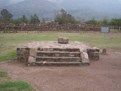 Tour arqueológico Los Toriles niños Nayarit 6h