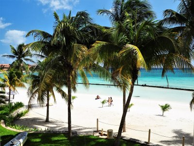 Tulum Tour, Cenote & Beach + Loding, High Season
