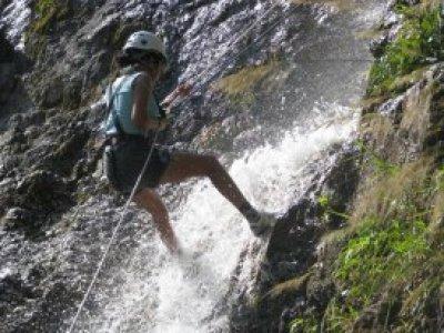Ecoaventura Tlatlauquitepec Rappel