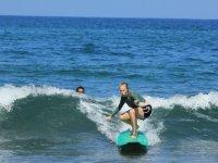 Surfing practices