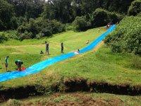 Campamento niños Valle Bravo Día de los muertos 3D