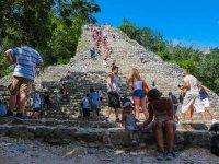 Visiting Tulum