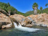 Paraíso ecológico en Sierra de la Laguna