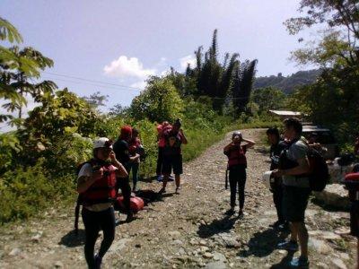 Speleology, hiking and rappelling in Cuetzalan 5hr