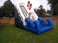Inflatable Titanic rental