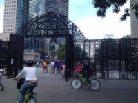 Tour of reform and chapultepec