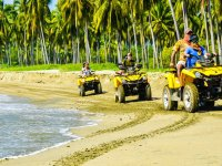 Ecological tour on a quad in Guerrero