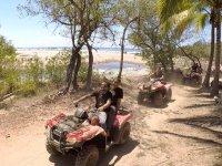 Ecological ATV Tour to Troncones Beach 3h