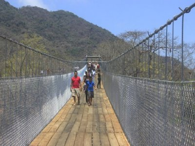 Hiking route in Jalisco