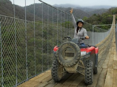 Double ATV outing in Jalisco