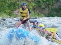 Nino in rafting