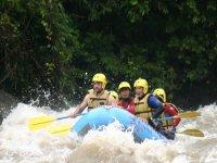 Xpolorando rafting